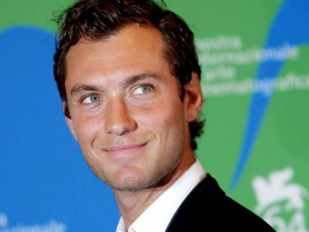 Jude Law protagonizará The Young Pope