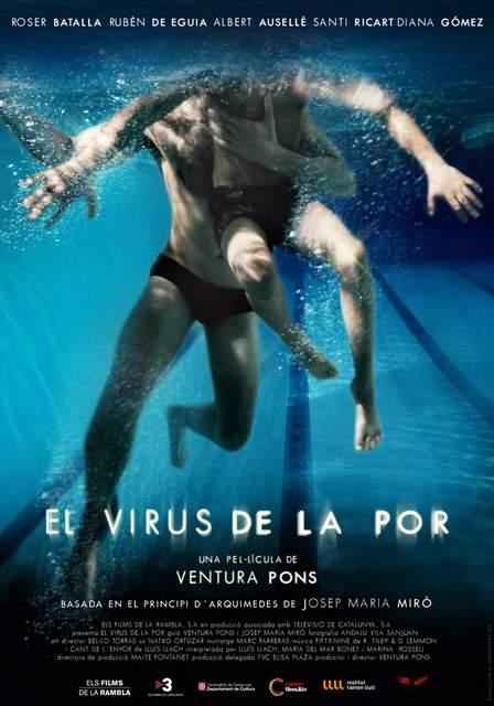Póster de El virus del miedo