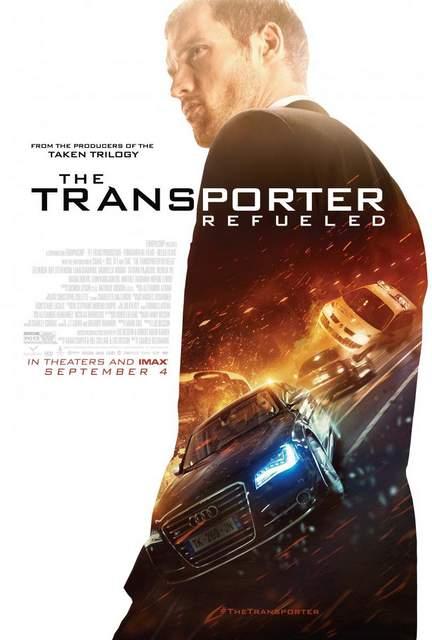 Póster de Transporter Legacy