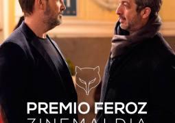 Truman recibe el Premio Feroz Zinemaldia 2015