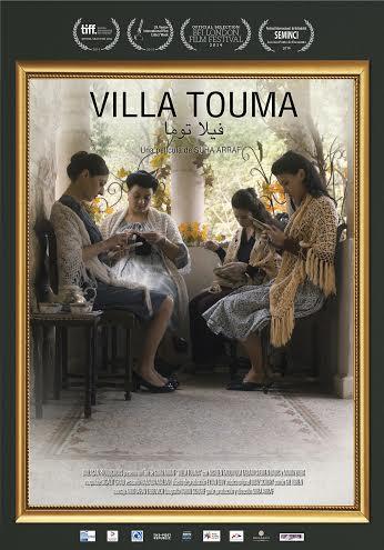 Póster de Villa Touma