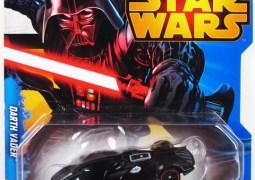 Hot Wheels presenta la nueva gama de coches Star Wars