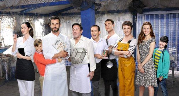 Bodas, bautizos y comuniones, la nueva serie de Telecinco