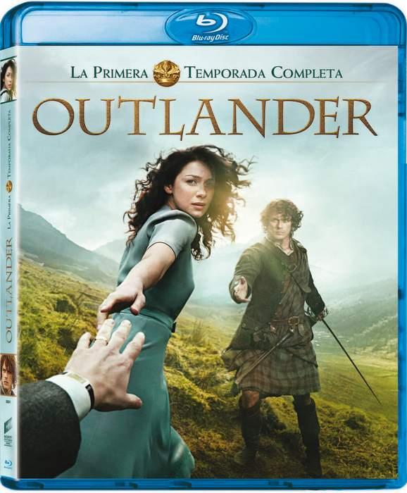 Outlander, estreno primera temporada en Blu-ray