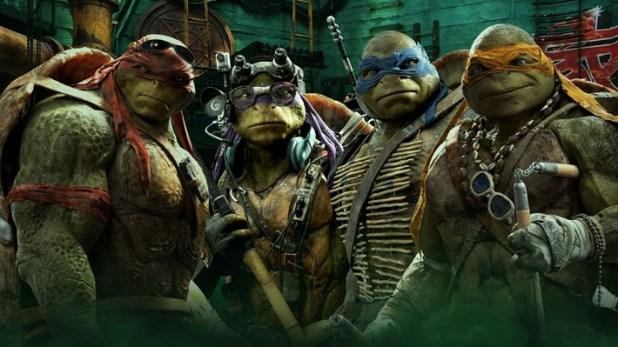 Trailer de Las Tortugas Ninja: Fuera de las sombras