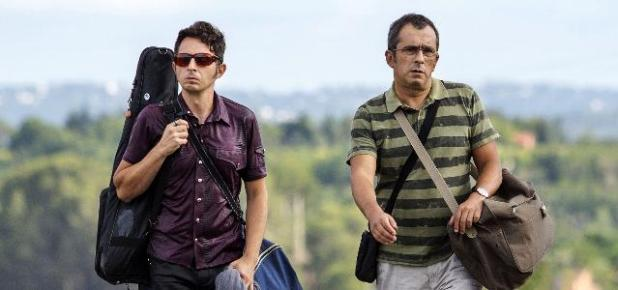 El Pregón con Berto Romero y Andreu Buenafuente