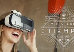 El Ministerio del Tiempo estrena el primer capítulo de Realidad Virtual de una serie de TV en el mundo