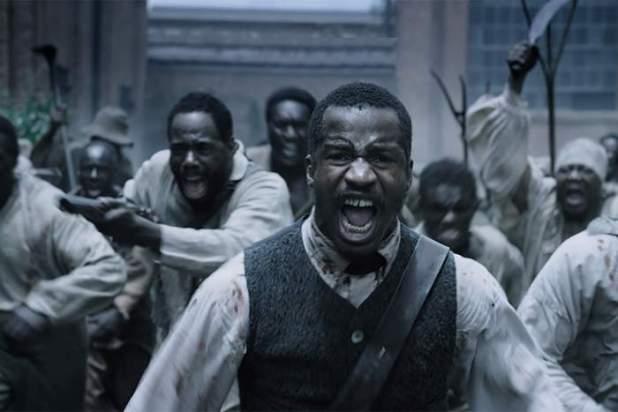 Trailer de  The birth of a nation