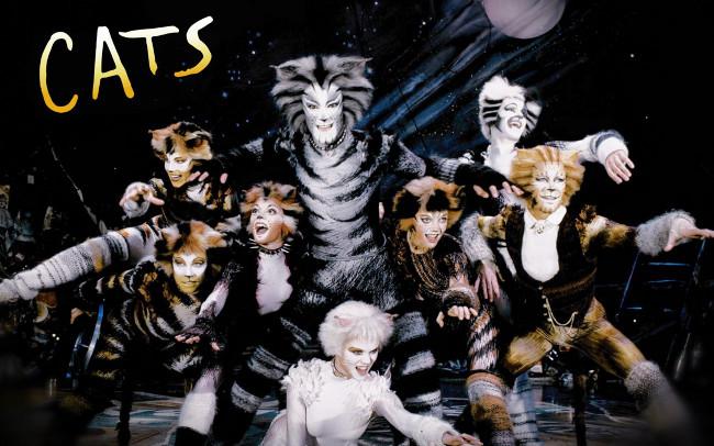 Adaptación al cine del musical Cats