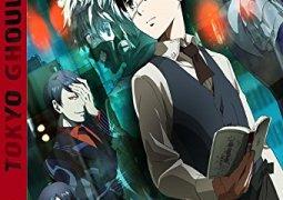 Tokyo Ghoul, su primera temporada de estreno en DVD