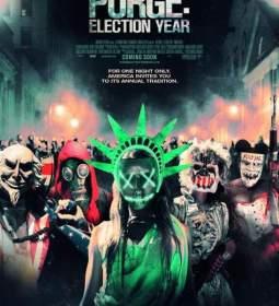 Póster de Election: La noche de las bestias