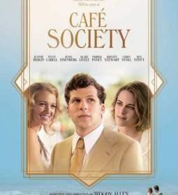 Póster de Café Society