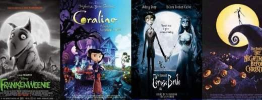 5 películas animadas imprescindibles para ver en Halloween