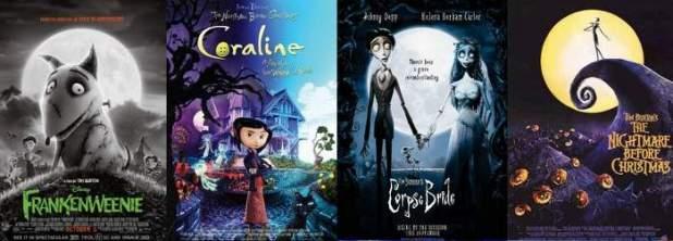 Especial 5 películas animadas
