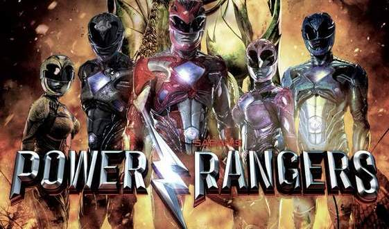 Póster y tráiler de Power Rangers. Los nuevos Power Rangers