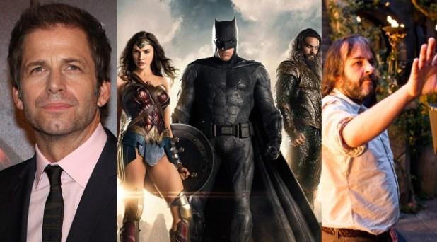 Peter Jackson el sustituto de Zack Snyder