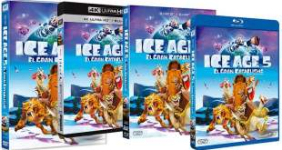 Ice Age 5: El gran cataclismo