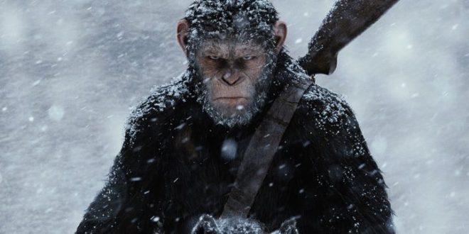 """Tráiler oficial de """"La guerra del planeta de los simios"""""""