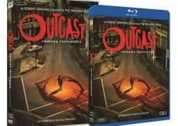 """""""Outcast"""", la primera temporada ya en Blu-ray y DVD. La posesión es solo el principio"""