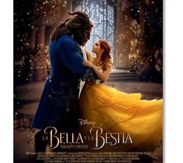 """""""Tráiler de La bella y la bestia"""""""