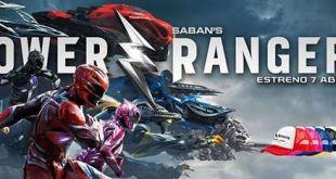 Concurso Power Rangers. Sorteamos 3 packs de la película compuestos por camiseta + gorra