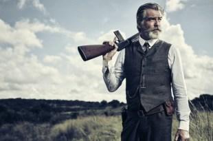 The Son la nueva serie de Pierce Brosnan