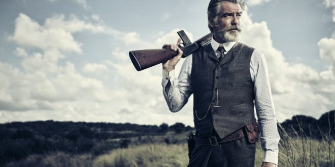 The Son la nueva serie de Pierce Brosnan