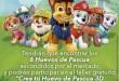 Semana Santa con niños: ¡busca los Huevos de Pascua con La Patrulla Canina en el Mercado Barceló!