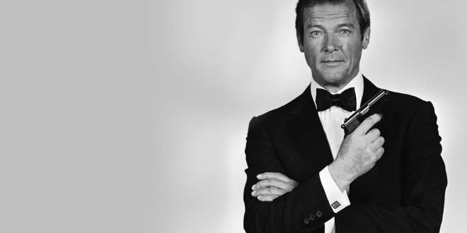 Ha muerto Roger Moore a los 89 años de edad, adiós y hasta siempre Sir james Bond