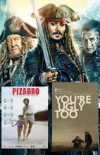 Estrenos de cine del 26 de mayo. Vuelven los piratas del caribe con Javier Bardem como el malo más malo