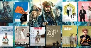 Estrenos de cine del 26 de mayo de 2017