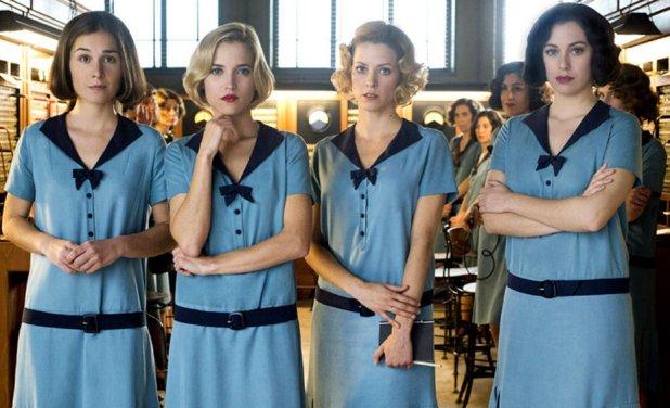 Estreno Segunda temporada de Las chicas del cable