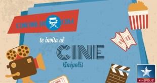 Super Concurso de Película Terminado. Kinépolis y Cineralia te invitan al Cine