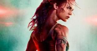 Esta es la nueva Lara Croft. Vamos a por el tráiler de Tomb Raider