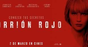 Concurso Gorrión Rojo. Consigue una fantástica bolsa de viaje de la película