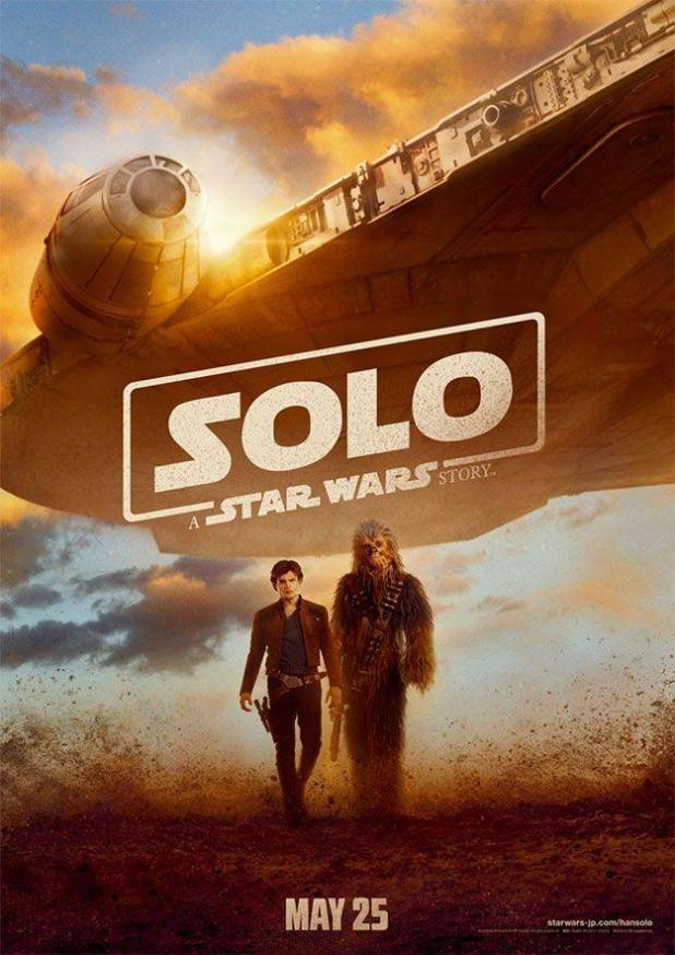 Primer trailer de Han Solo: Una historia de Star Wars.