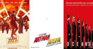 Los estrenos más esperados de un verano 2018 de cine