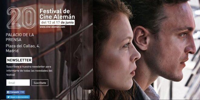 20 años del Festival de Cine Alemán en Madrid