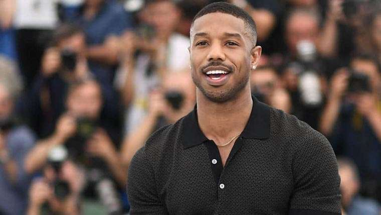 Michael B. Jordan Tom Clancy