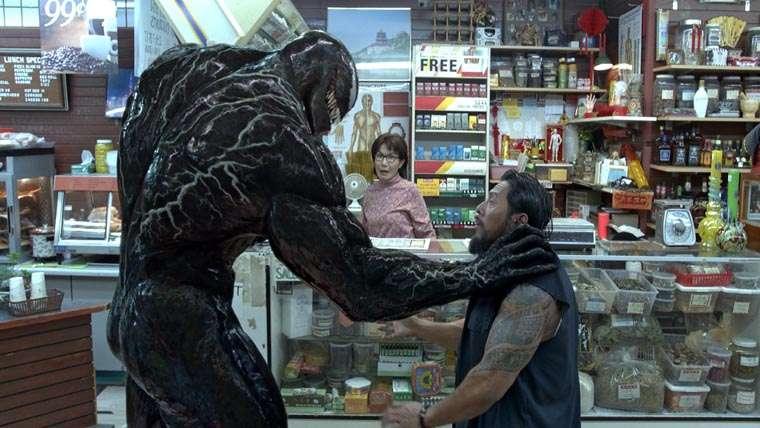 Venom, critica, movie, pelicula