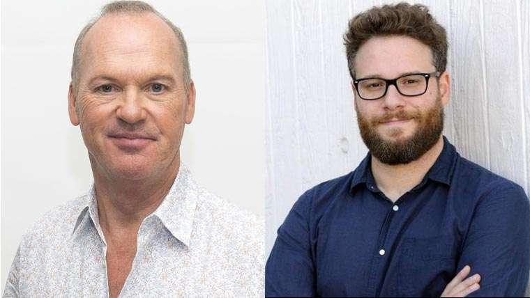 King of the Jungle, Michael Keaton, Seth Rogen