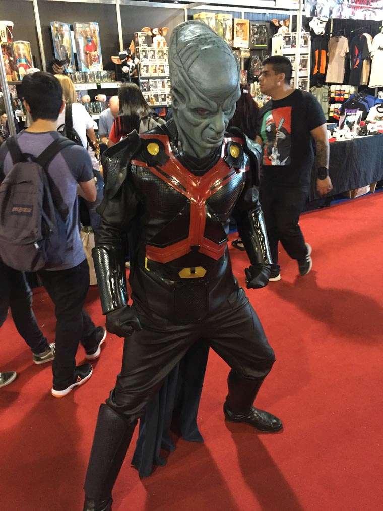 Argentina Comic-Con, 10º edición, cosplays, cosplay