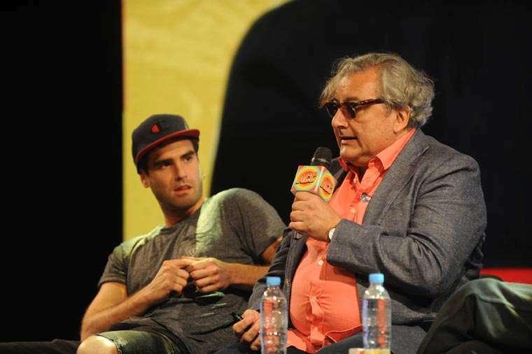 El Marginal, Argentina Comic-Con