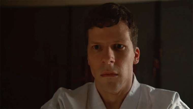 The Art of Self-Defense, Jesse Eisenberg, karate, movie, comedy, comedia, película, 2019