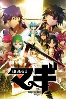 Modifier Magi : The Labyrinth of Magic
