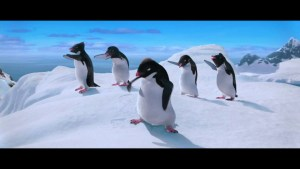 Happy Feet Bande-annonce (2) VO