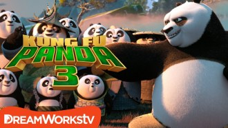 Kung Fu Panda 3 Bande-annonce VO