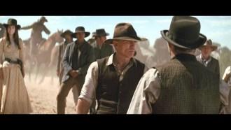 Cowboys & Envahisseurs Bande-annonce (4) VO