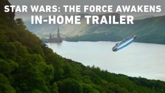 Star Wars, épisode VII : Le Réveil de la Force Bande-annonce (2) VO