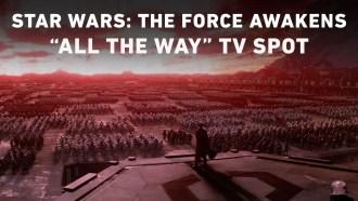 Star Wars, épisode VII : Le Réveil de la Force Teaser (4) VO